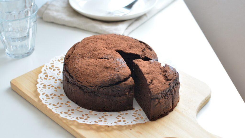 おからチョコケーキ