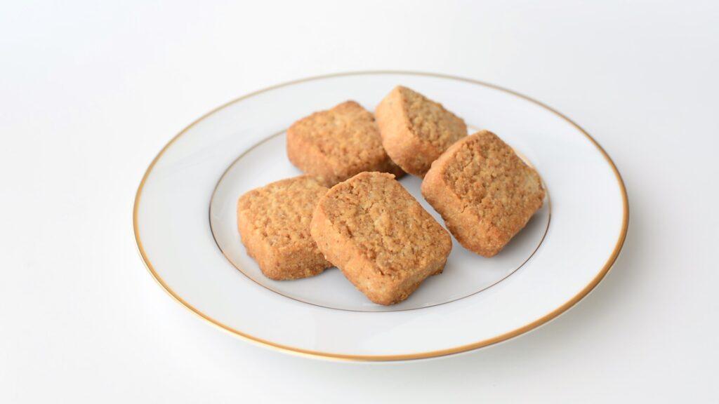 米粉クッキーレシピ