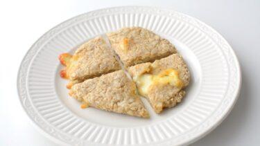 オートミールチーズナン【小麦粉・卵・オイル・乳製品なし】粉砕なし